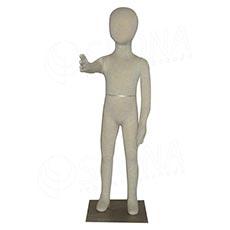 Figurína dětská FLEXI 04, 4 roky