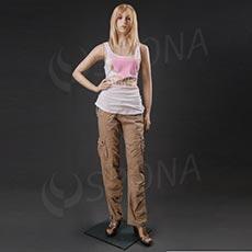 Figurína DREAMER dámská DLS-9, bez vlasů