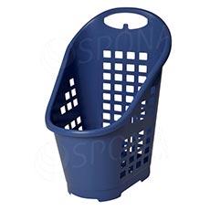 Košík nákupní Flexicart, objem 65 l, modrý
