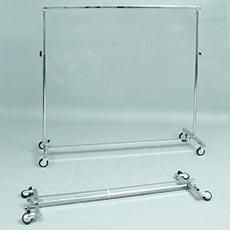 Štendr 1000C, skládací stavitelný, výška 117,5 - 189,5 cm, šířka 150 - 220 cm, kovová kolečka