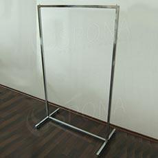 Štendr BANKO 60 cm, pevný, chrom