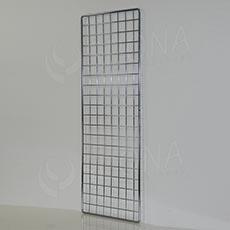 SÍŤ 5 mříž 1, rozměr 100 x 60 cm, chrom