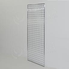 SÍŤ 5 mříž 1, rozměr 150 x 80 cm, chrom