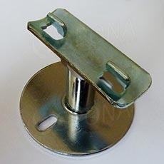 VARIANT držák kulaté stojiny 40x70 mm
