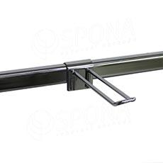 VARIANT háček dvojitý PROMO 150 mm, chrom