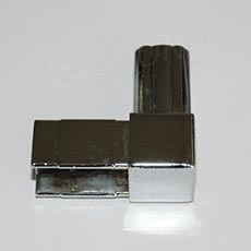 PRIMO 20 spojka dvoucestná L, chrom