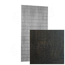 SLAT ARK panel 120x240 cm, 15, bez insertů, antik 3D