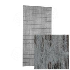 SLAT ARK panel 120x240 cm, 15, bez insertů, vintage 3D