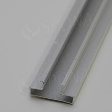 SLAT DREAM insert T, hliník 0,75 mm, délka 120,5 cm