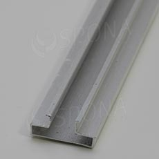SLAT DREAM insert T, hliník 0,75 mm, délka 240 cm