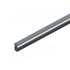 SLAT insert PROMO - ALU 0,6 mm, délka 244 cm