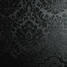 Pult prodejní UNO - čelní panel, černý damašek